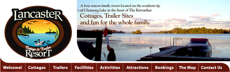 Welcome To Lancaster Cottage & Trailer Resort